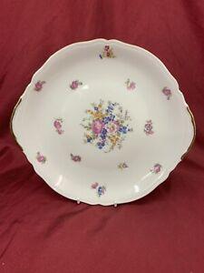 Durham China Cake Plate (477)