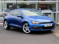 2010 10 VOLKSWAGEN SCIROCCO 1.4 TSi 160 COUPE AUTO - PETROL - ONLY 83108 MILES!
