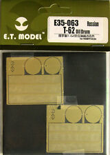ET Model 1/35 #E35063 Russian T-62 Oil Drum for Trumpeter
