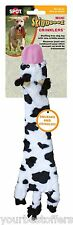 Cow Dog Toy Skinneeez Stuffing Free Dog Toys Dog Supplies Squeaky Toy Chew Toys
