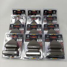 Set of 12 Regal CDPC P YB Yard Bronze Aluminum Deck Post Cap Decorative New