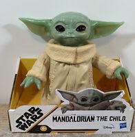 "Hasbro Star Wars Mandalorian BABY YODA The Child Figure 6.5"" Tall Posable"