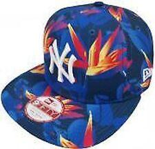 Cappelli da uomo Baseball multicolore in poliestere