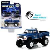 Greenlight 1:64 Bigfoot #1 The Original Monster Truck - 1974 Ford F-250 - #29934