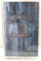 Bon Jovi New Jersey Cassette Tape 836345-4 CrO2