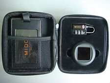 Mido Travel Set including Luggage Tag, Lock & Digital Weight Scales New & Boxed