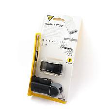 Topeak TNJ-TR Ninja T Road / Bike 8 Function Mini Folding Multi-Tool & Case