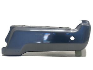 OEM 2017-2020 Ford F250 F350 SuperDuty Rear Bumper w/ Sensors Holes - Driver Sid