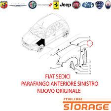 FIAT SEDICI PARAFANGO ANTERIORE SINISTRO NUOVO ORIGINALE 71742877 71771831