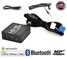 Interface Bluetooth MP3 AUX pour FIAT Punto Bravo Panda 500 Stilo Idea Multipla