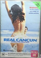 The Real Cancun (DVD, 2006)