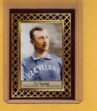 Cy Young, pitcher, Cleveland Spiders, rare Fan Club serial numbered /300