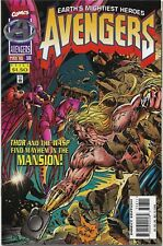 Avengers #398 - VF/NM- Thor and the Wasp