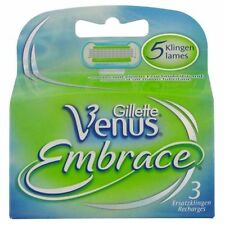 15 Gillette Venus Embrace Rasierklingen Klingen original Verpackt