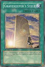 YU-GI-OH, GRAVEKEEPER'S STELE, C, ABPF-EN056, 1. Edition, TOP