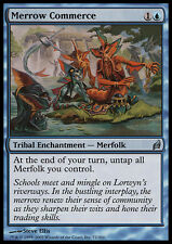 MTG MERROW COMMERCE FOIL - COMMERCIO DEI MERROW - LRW - MAGIC