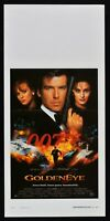 Cartel 007 Goldeneye Agente Secreto James Bond Pierce Brosnan Fleming N21