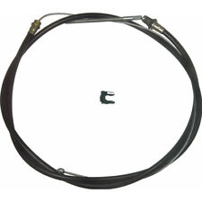 """Parking Brake Cable-133.0"""" WB Front Wagner BC108576"""