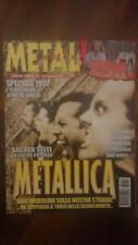rivista METAL SHOCK 254/1998 Metallica, Venom, Sacred Steel, Savatage, Imagika