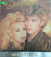 The Dollar Album Dollar vinyl LP album record UK DTV1 WEA 1982 Ex+ Con