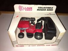 1/16 Lawn Chief 520 lawn/mower tractor with bagger Coin Bank 1/16th Scale Models
