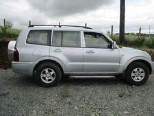 Mitsubishi pajero shogun window winder and motor driver front 99 - 06