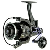 Coonor 11+1Bb Spinning Fishing Reel Gt4:7:1 Right/Left Handle Dual Brake Sy Q5Y5