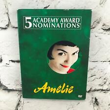 Amelie 2 Disc Set Comedy Dvd Rated R