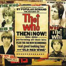 THE WHO - THEN AND NOW! - 1964 - 2004 - NEW CD!!