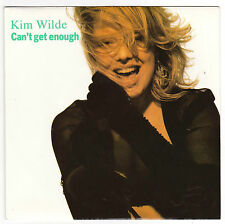 ♫ KIM WILDE  ♫ can't get enough ♫   45 tr 45 rpm 1990 MCA records.