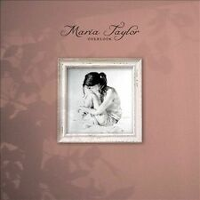 Overlook by Maria Taylor (Singer/Songwriter) (Vinyl, Aug-2011, Saddle Creek...