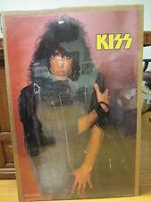 Paul Stanley KISS 1985  Poster orig  unused 10445