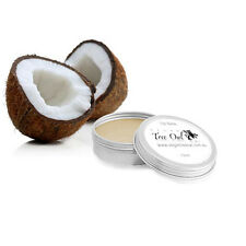 COCONUT Natural Lip Balm by Vegan Tree Owl - Australian Made - 15ml