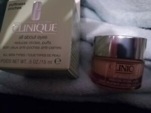 clinique All about eyes BNIB RRP £28.50 15ml