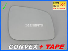 Wing Mirror Glass For MERCEDES A-CLASS W169 2008-2012 CONVEX Left Plate #E023