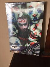 "Batman The Dark Knight 11""x17"" 3D Poster Heath Ledger DC COMICS & Warner Bros."