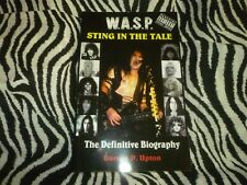 W.A.S.P. Sting in the Tale Paperback Book - New