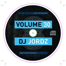 SWAGGER 30 - 8TH BIRTHDAY SPECIAL MIXED BY DJ JORDZ