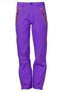 Mountain Hardwear Snowtastic Womens Snow Ski Pant Iris Purple XL