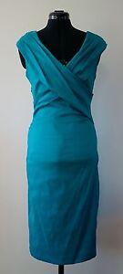 NEW MONTIQUE Teal Dress - Size 10