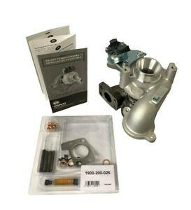 New Turbocharger - Peugeot Citroen 1.6 HDI 8V - 49373-02002 / 49373-02003