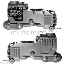 GASE01 MOTEUR TRACTEUR GALVANIC SERVOHAULERS WARHAMMER 40000 BITZ W40K A3-A4