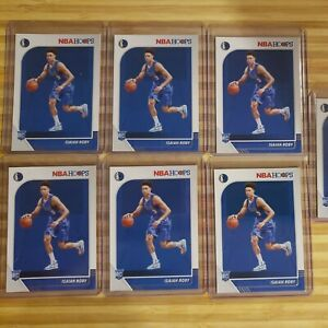 2019-20 NBA Hoops  Isaiah Roby Rookie RC LOT x7