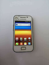 Unlocked Samsung Galaxy ACE GT-S5830 Android Mobile Phone - White La Fleur
