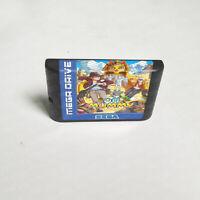 Oh Mummy Genesis - 16 Bit Only Game Card Sega Genesis Mega Drive System
