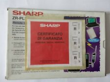 Sharp ZR-PL2 for windows  NEW OLD STOCK