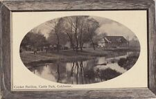 COLCHESTER (Essex ) : Cricket Pavilion,Castle Park -ARISTOPHOT