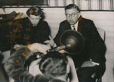 Jean Paul Sartre - Simone de Beauvoir 1954 - Vienne Autriche - PR 63