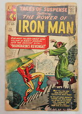 Tales of Suspense Featuring Iron Man #54 2nd Mandarin Good 1st Print MARVEL