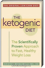 The Ketogenic Diet (pb) Kristen Mancinelli MS RD  low carb diet, KETO diet NEW